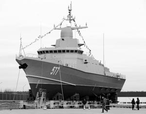 Ставка России на малые ракетные корабли оправданна по нескольким причинам