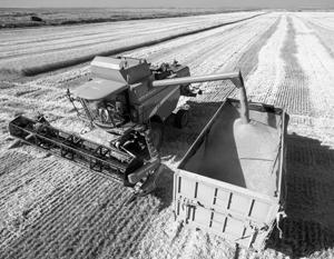 России еще повезло с погодой – в отличие от Европы и Украины, где наблюдается засуха