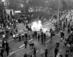 К бойне в Гамбурге члены «Черного блока» начали готовиться за несколько месяцев