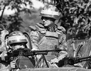 Благодаря российским миротворцам на бывшей линии фронта у Днестра вот уже ровно 25 лет сохраняется покой