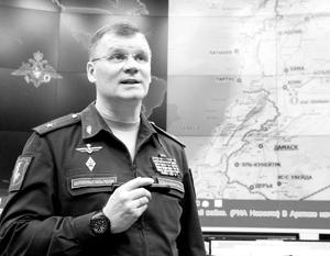 Российская военная полиция в пятницу развернет два КПП и три поста вдоль участков линии соприкосновения сторон, пояснил Конашенков