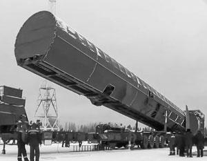Началась активная фаза испытаний ракеты «Сармат», призванной заменить собой знаменитые советские ракеты «Воевода»