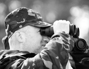 Турчинов рассчитывает, что удастся глушить «вражеские» телеканалы на всей территории Донбасса вплоть до российской границы