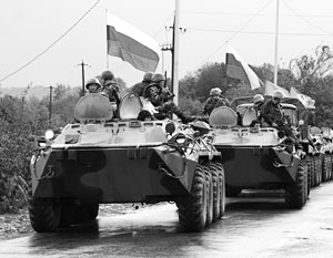 В системе безопасности на Кавказе больше нет места агрессивным устремлениям Тбилиси