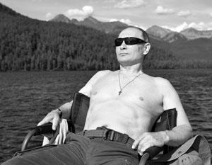 Западные элиты пристально вглядываются в тело российского лидера