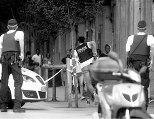 В городах Каталонии произошла серия терактов