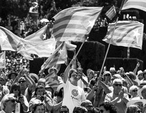 Подавить каталонцев военными средствами сегодня означает объявить себя наследниками фашистского режима
