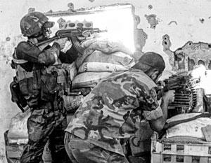 Гарнизон 137-й военной базы три года находился в осаде