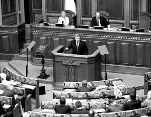 Порошенко хочет, чтобы за транзит российского газа по украинской территории платил ЕС