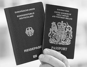 В интернете есть множество сайтов, предлагающих купить паспорта стран ЕС, США и Великобритании