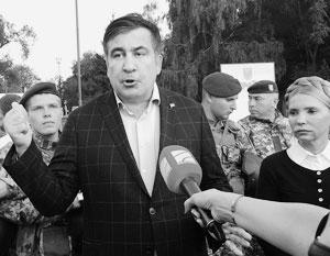 Михаил Саакашвили проанонсировал свой «чёс» – гастрольный тур по регионам Украины