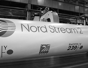 Санкции США заставили европейцев искать лазейки для финансирования «Северного потока – 2»