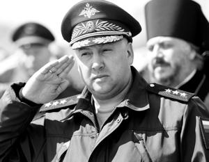 Генерал Суровикин умеет найти слова для подчиненных – один из замов застрелился прямо в его кабинете