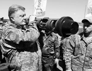 Украина стала ключевым звеном в схеме по «отмыванию оружия»