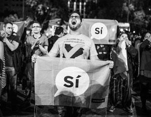 Следующим шагом сепаратистов Каталонии может стать объявление независимости в одностороннем порядке