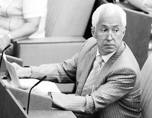 Владимира Васильева в Дагестане ждет очень тяжелое «наследство»