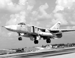 Причиной крушения Су-24 в Сирии могла стать техническая неисправность