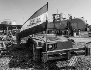 Иракская армия, далеко не самая серьезная боевая сила в регионе, берет под контроль крупнейшие нефтяные запасы