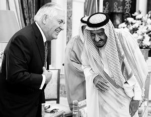 «В какую именно страну должны вернуться иракцы, вставшие на защиту своих домов от боевиков ИГ? Позорная внешняя политика США, продиктованная нефтедолларами»