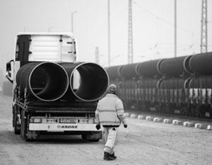 Еврокомиссия хочет распространить действие Третьего энергопакета на «Северный поток – 2»