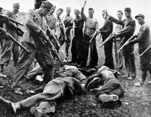 По степени садизма хорваты превосходили немцев