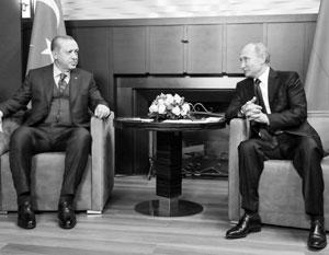 Турция выходит из-под зонтика НАТО и сближается с Россией