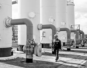 Накопленный Украиной газ маскирует отсутствие угля