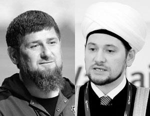 Кадыров напомнил Мухетдинову, что российское государство создали именно русские