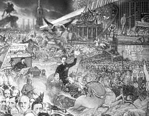Революция в России – великая и ужасная