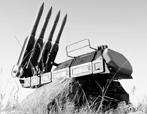 Ключевым в отражении ракетной атаки стало использование комплексов «Бук-М2»
