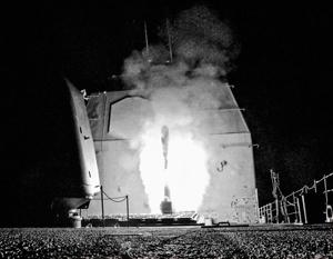 Пуски ракет под надуманным предлогом оборачиваются для США и их союзников неприятным сюрпризом
