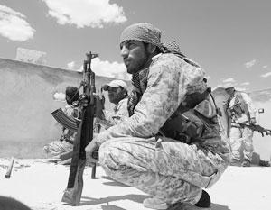 США намерены превратить сирийских боевиков в новую реальную силу