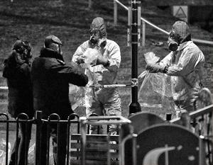 С момента отправления в Солсбери пошел уже второй месяц, но полиция скрывает итоги расследования