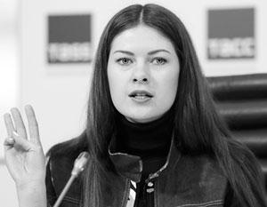 Путину нужна поддержка общественников, считает участница инициативной группы, руководитель движения «Волонтеры Победы» Ольга Амельченкова