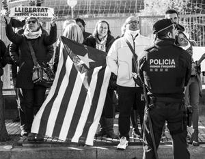 Несмотря на политический террор со стороны Мадрида, мятежный регион вновь доказал свою волю к отделению
