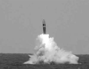 На долю ракет подводного базирования Trident приходится более 30% развернутых атомных боеголовок США