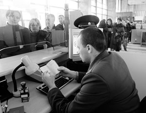 Пограничная служба ведет себя так, будто Молдавия – одно из самых влиятельных государств мира