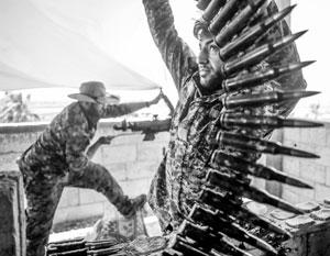 Африн готовы защищать от турок 10–15 тысяч хорошо обстрелянных курдских боевиков