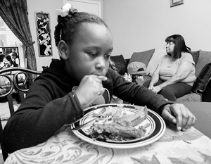О кризисе с нехваткой продовольствия в США говорят с 2009 года
