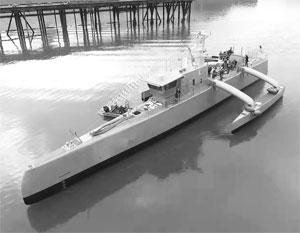 Корабль-робот может оказаться беспомощным, если люди на подводной лодке противника сманеврируют необычным образом