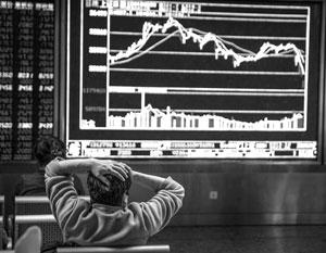 На фондовом рынке США наступил «сезон ураганов»