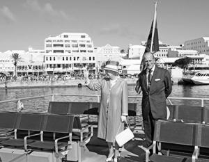 Власти Британии готовы простить Бермудам всё в обмен на сохранность кубышки