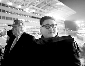 Фото: Mark Reis/ZUMA/Global Look Press