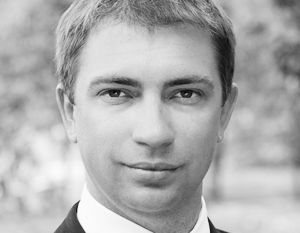 Победитель конкурса «Лидеры России» Дмитрий Разжевайкин, Москва
