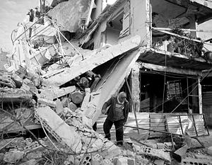 В зоне боевых действий в Восточной Гуте оказалось не менее 250 тысяч мирных жителей