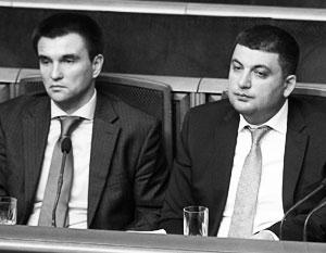Один из главных русофобов украинской внешней политики, глава МИД Павел Климкин, похоже, бесславно заканчивает свою карьеру