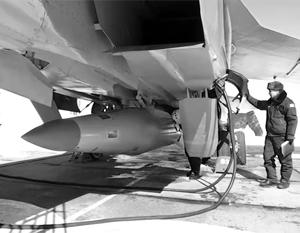 Минобороны продемонстрировало «Кинжал» – первый в мире гиперзвуковой ракетный комплекс, заступивший на боевое дежурство