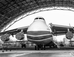 Самый большой в мире транспортный самолет «Мрия» оказался китайцам не нужен