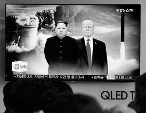 Эпохальная встреча Трампа с Кимом способна изменить мировую повестку дня