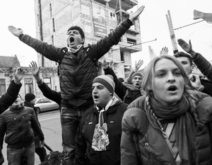 На митинге «унионистов» будут объявлены «народная воля» и «правильный» политический курс на объединение с Румынией